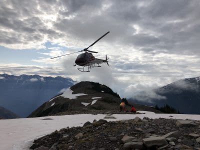 Online Open House – Research on geothermal potential, Mt. Meager, BC/ Canada – 7 May 2020