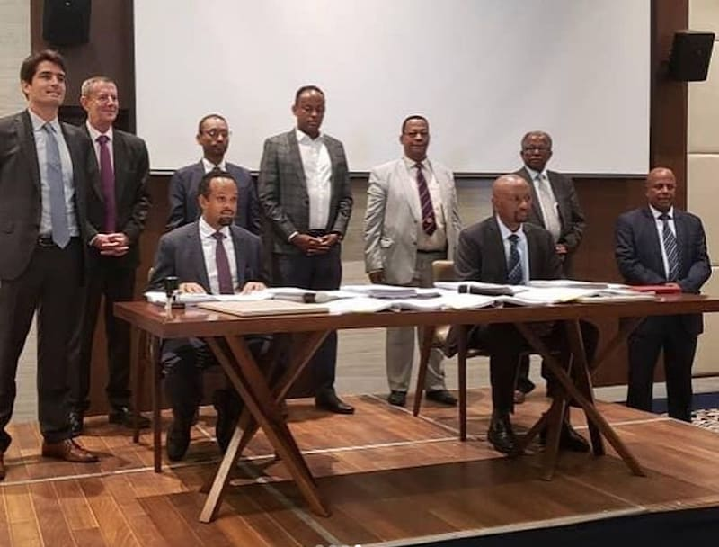 Adapted PPA and implementation agreement for Tulu Moye geothermal project, Ethiopia
