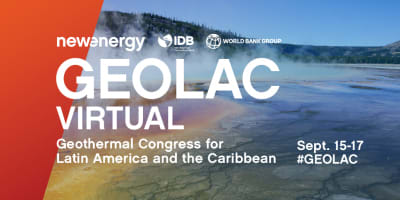 7th Geothermal Congress for Latin America & Caribbean Virtual, Sept. 15-17, 2020