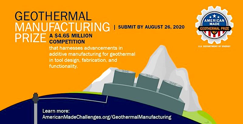 GreenFire Energy wins award in American-Made Challenge for geothermal manufacturing