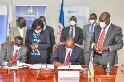 GDC and Nakuru county to collaborate on geothermal utilization