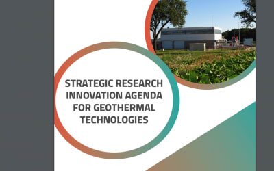 Webinar – Geothermal heating & cooling technologies, research & innovation, Sept. 24, 2020