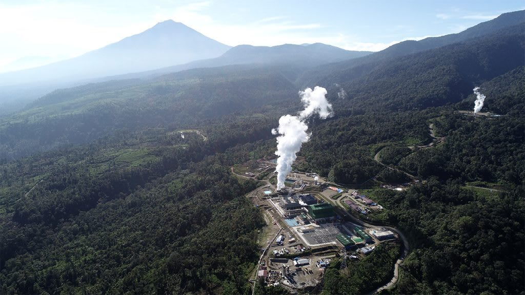 Development of the Muara Laboh geothermal plant in Indonesia – Jacobs on its role
