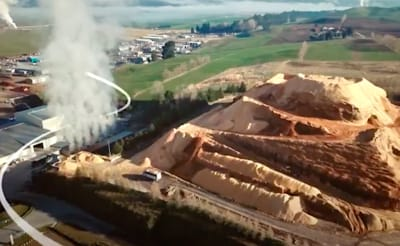 Video – Producing sustainable wood pellets with geothermal in NZ