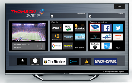 Thinkingfunda Thomson Launches three Smart TV in India: Price, Specifications, Features