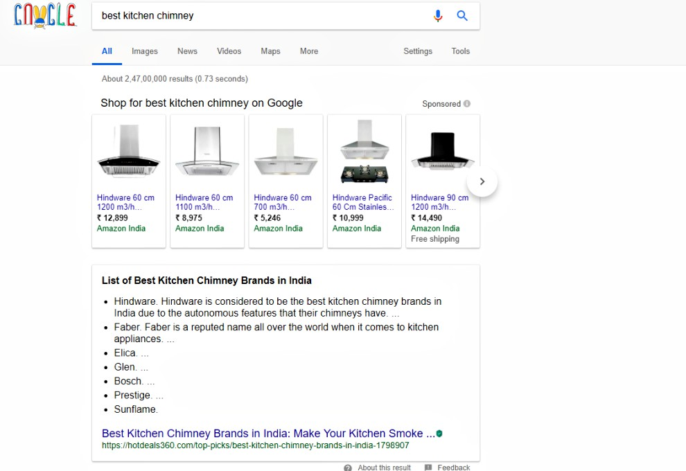 Thinkingfunda 5 SEO Trends 2018 You Need To Focus For Your E-commerce Website