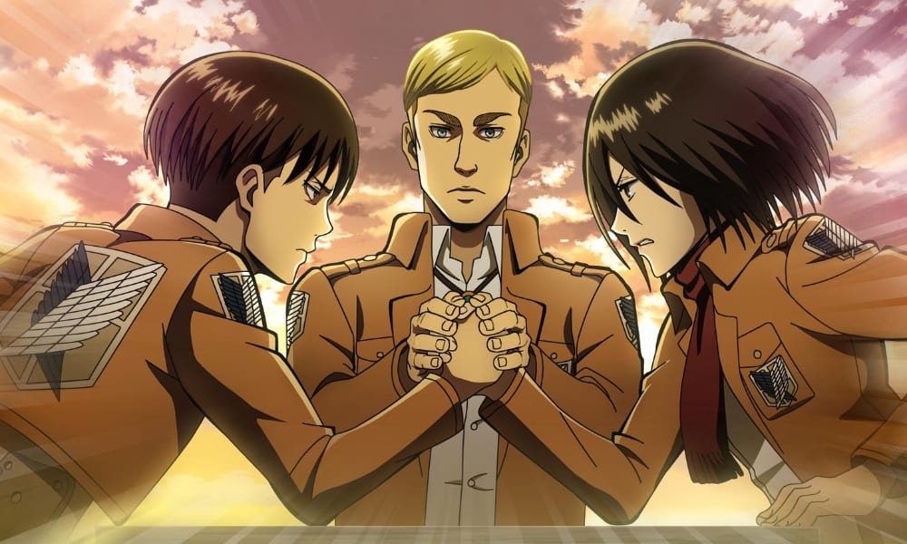 Attack On Titan: Things About Erwin Smith We Bet You Didn't Know! - 2020 - Thinkingfunda - Attack On Titan