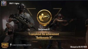 How to Complete Battlemania IV in PUBG Mobile - Thinkingfunda - How to Complete Battlemania IV