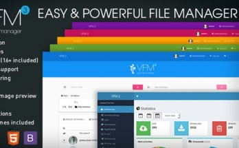 Veno File Manager 3.6.7 - Host and Share Files