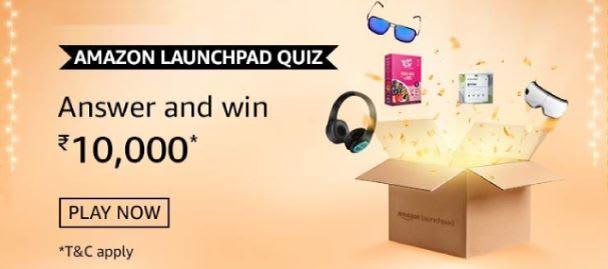Amazon Launchpad Quiz