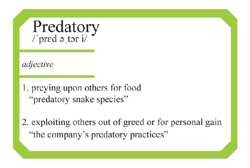 Avoiding predatory conferences