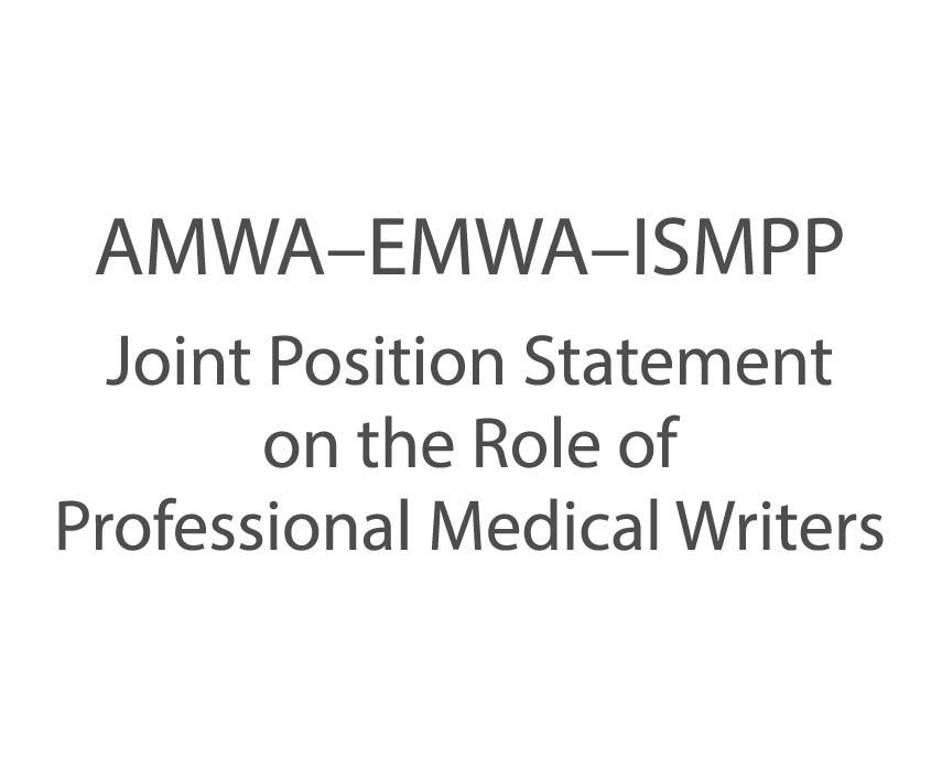 AMWA–EMWA–ISMPP