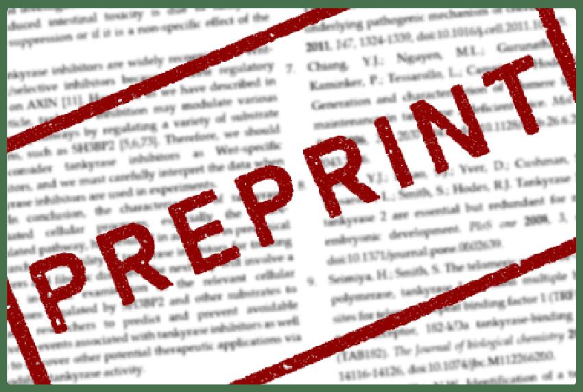 プレプリントとして研究成果を公開する前に知っておくべきこと