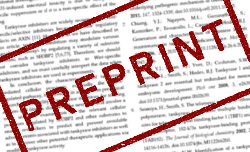 What you need to know about preprints