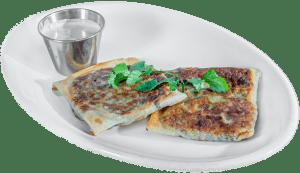 Beef Keema Chapati