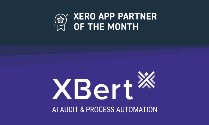 XBert is Xero App Partner of the Month, helping bookkeepers, accountants and small business save time and money.