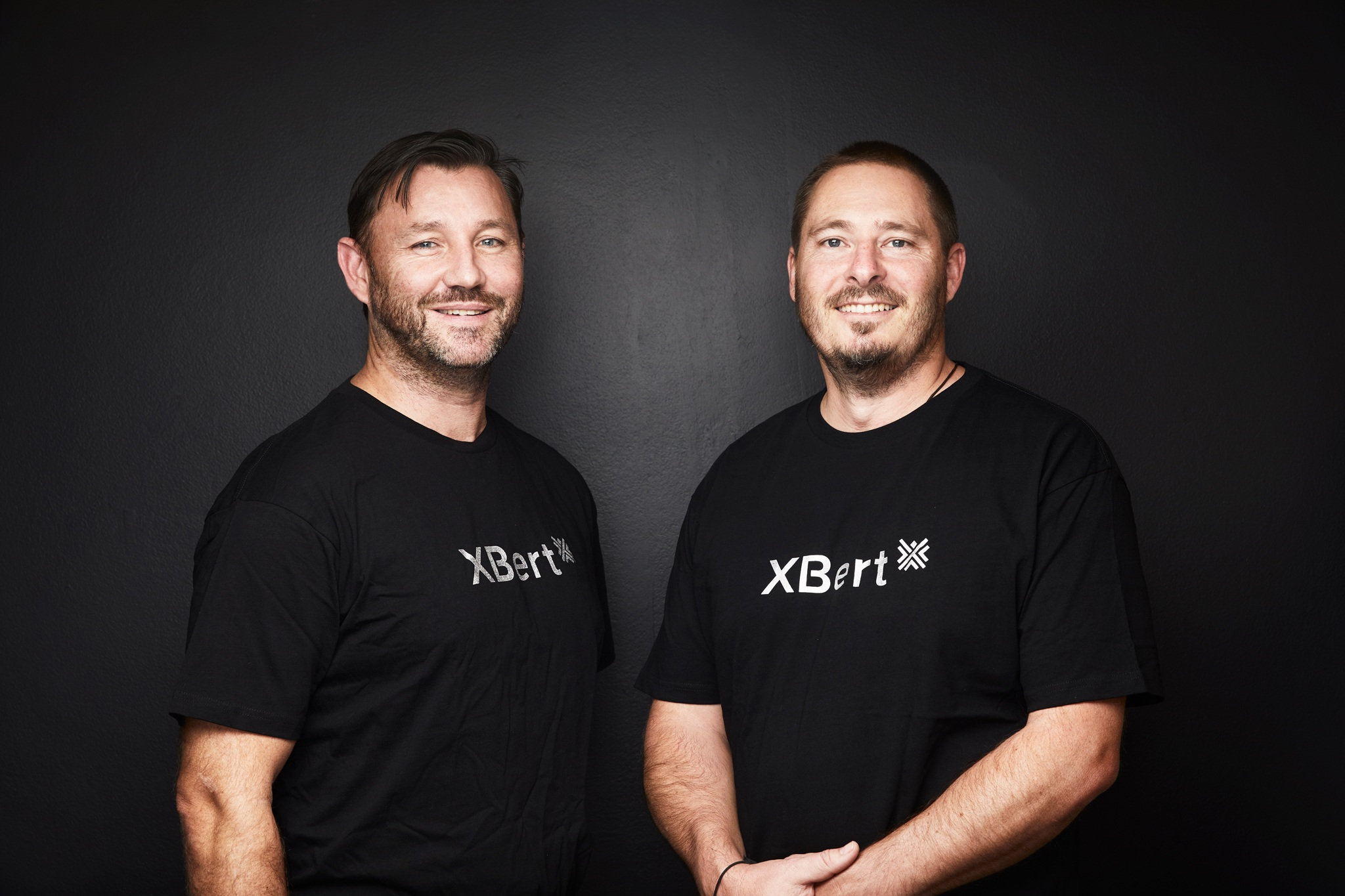 XBert Co-founders Aaron Wittman and Troy Brown