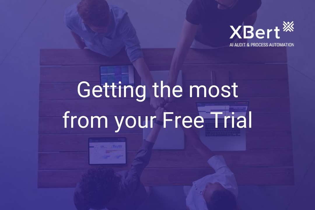 XBert Customer Success Manager Carrie Riessen shares her top tips for getting the most out of your free trial.