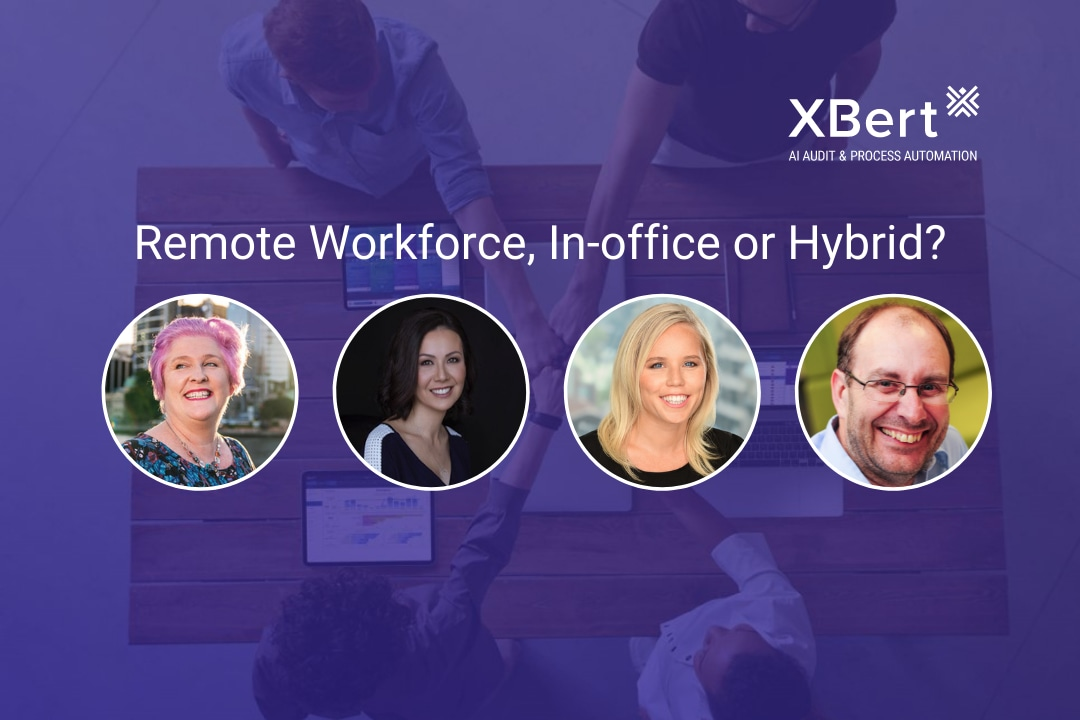 Accounting experts Heather Smith, Kyelie Baxter, Sarah Lawrance and Will Farnell discuss whether accounting firms need an office in modern times,