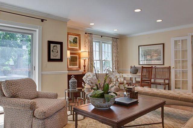 MJM Interiors - Living Room