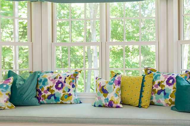 MJM Interiors - Window Seat