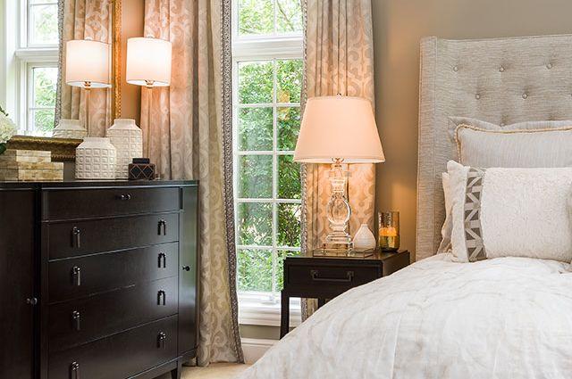 MJM Interiors - Master Bedroom