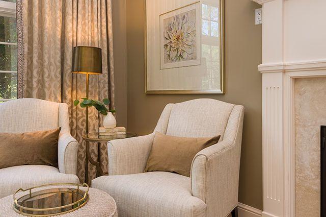MJM Interiors - Sitting Room
