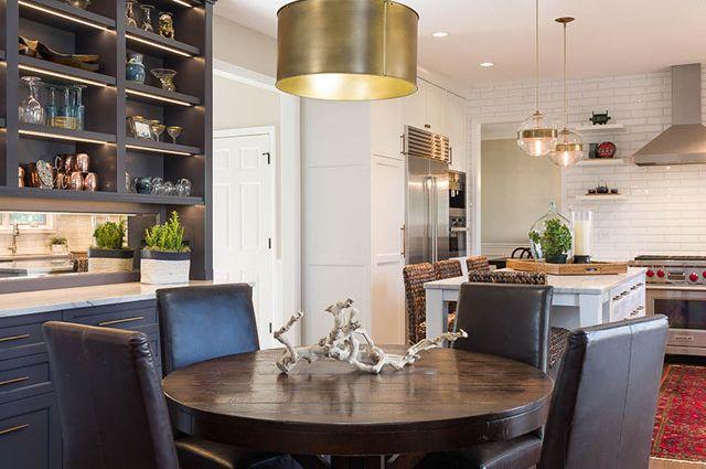 MJM Interiors - Breakfast Room