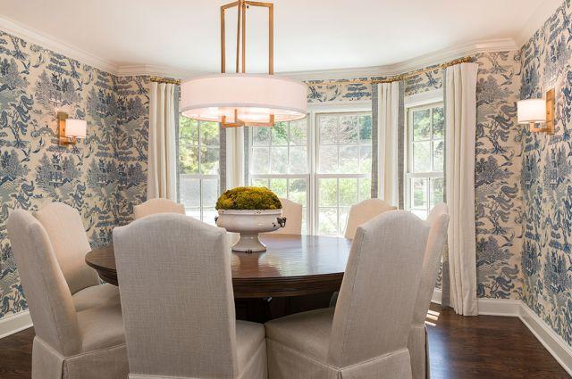 MJM Interiors - Dining Room