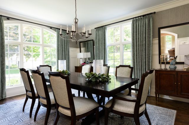 MJM Interiors - Dining Room