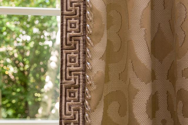 MJM Interiors - Window Treatment