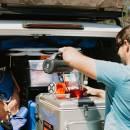 Australian Landcruiser Campervan Interior 3