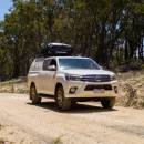 Australian Outback Campervan Exterior 1