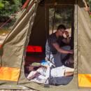 Australian Outback Campervan Exterior 6