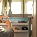 Australian Venturer Campervan Interior 1