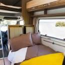 Australian Traveller Campervan Interior 1
