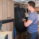Australian Traveller Campervan Interior 5