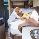 Australian Traveller Campervan Interior 6