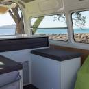 New Zealand Action Pod Campervan Interior 1