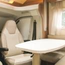 New Zealand Cruiser Campervan Interior 5
