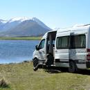 New Zealand maui Ultima Motorhome Exterior 2