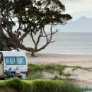 New Zealand maui Ultima Plus Motorhome Exterior 1
