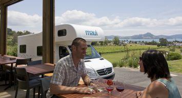 North Island Winery Tour