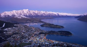 Christchurch to Queenstown