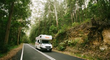 The Great Ocean Road By Campervan