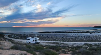 Ningaloo to Shark Bay