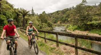 Bike around Coromandel