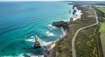 Exploring the Great Ocean Road