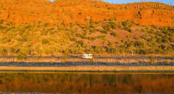 Experience the extraordinary Kimberley region by 2WD