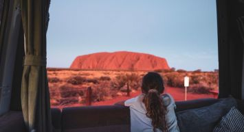 Family Road trip: Darwin to Alice Springs